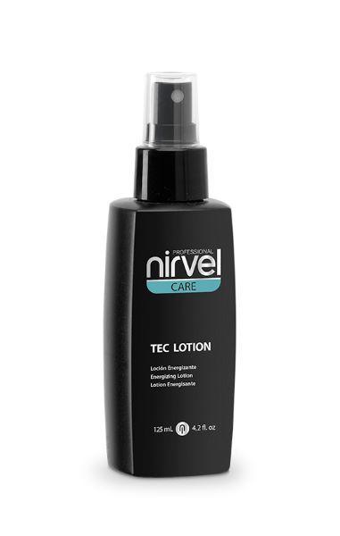 Nirvel Tec Lotion + Biotin. Зміцнюючий лосьйон для росту волосся з біотином, 125 мл.