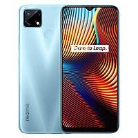 """Смартфон Oppo Realme 7i RMX2193 6,5"""" 4/64Гб 48Мп Helio G85 18 Вт 6000 мАч (Blue)"""