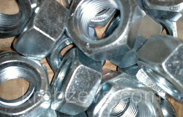 Болты шестигранные и гайки | Фотографии принадлежат  предприятию ЗЕВС