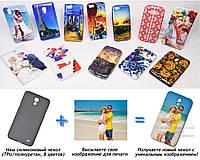 Печать на чехле для Samsung G750e Galaxy Mega 2 (Cиликон/TPU)