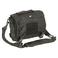 Тактична наплічна сумка MFH 30695A колір чорний