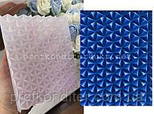 """ЭКСКЛЮЗИВ! Силиконовый коврик для шоколадного ганаша  """"Оригами №1"""""""