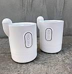 Увлажнитель воздуха аромадиффузор Wi-Aroma. Диффузор увлажнитель для арома-терапии беспроводной, фото 5