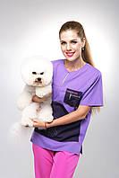 Блуза для грумера FREE MOVE Groomer professional®