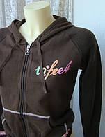 Кофта жіноча тепла бавовна начіс шерсть бренд 10 Feet р. 42-44 4627, фото 1