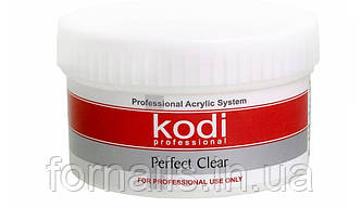 Kodi Perfect Clear Powder (Базовый акрил прозрачный) 60гр