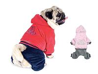 """Костюм """"Плюш""""  для собак, размер XS-2"""
