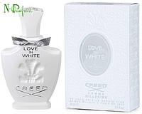 Creed Love in White - Парфюмированная вода 75 мл