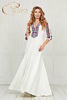 Сукня вечірня з вишивкою