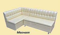 """Кухонный угловой диван """"Магнат"""""""