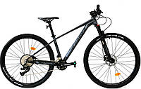 Велосипед Crosser МТ-036 27.5 х15.5 2х9 Гидравлика 27,5-2069-18-15,5