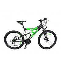 Велосипед 24  Azimut 17-FR/D TORNADO 24-096-N-4