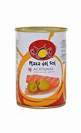 Оливки с лососем Plaza del Sol, 280г
