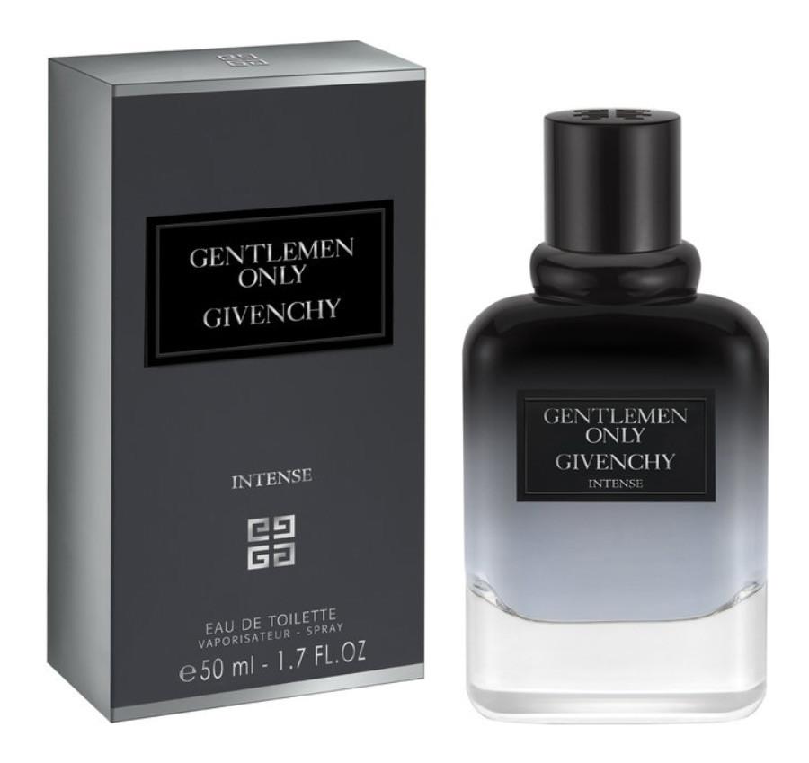 Мужская туалетная вода Givenchy Gentlemen Only Intense (Живанши Джентельмен Онли Интенс) 100 мл
