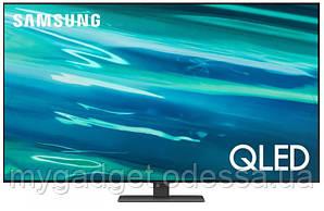 "Технологичный телевизор   Samsung 75"" Q80AAT Ultra HD Smart TV I 120Hz"