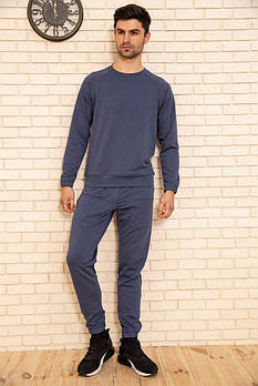 / Размер S, M / Мужской легкий спортивный костюм 102R175 / цвет джинс