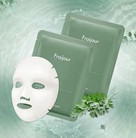 Тканевая маска для проблемной кожи с экстрактом полыни Fraijour Original Herb Wormwood Sheet Mask 23мл