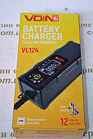 Зарядное устр-во VOIN VL-124 12V/4A/3-120Ah, фото 1