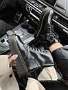 Женские Ботинки Dr. Martens Jadon Black, фото 6