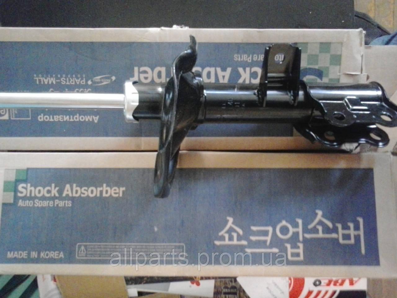 Амортизаторы PMC и запчасти Parts-Mall (Партсмол, страна производитель - Корея)