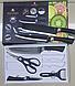 Набір кухонних ножів Swiss Family SF-008 (6 одиниць), фото 2