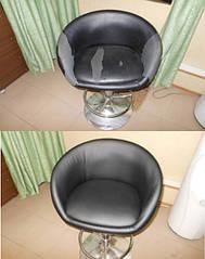 перетяжка мебель для кафе