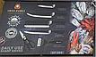 Набір кухонних ножів Swiss Family SF-008 (6 одиниць), фото 3