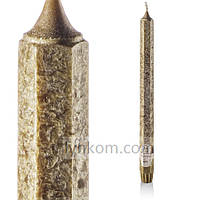 Мята свеча шестигранная ароматическая декоративная 1 шт