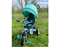 Дитячий триколісний велосипед Crosser T-503 air Супер Пропозиція!