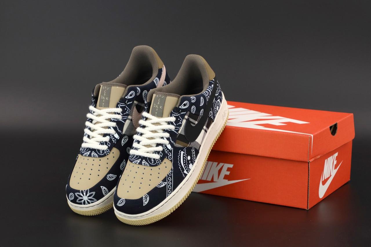 Чоловічі Кросівки Nike Air Force 1