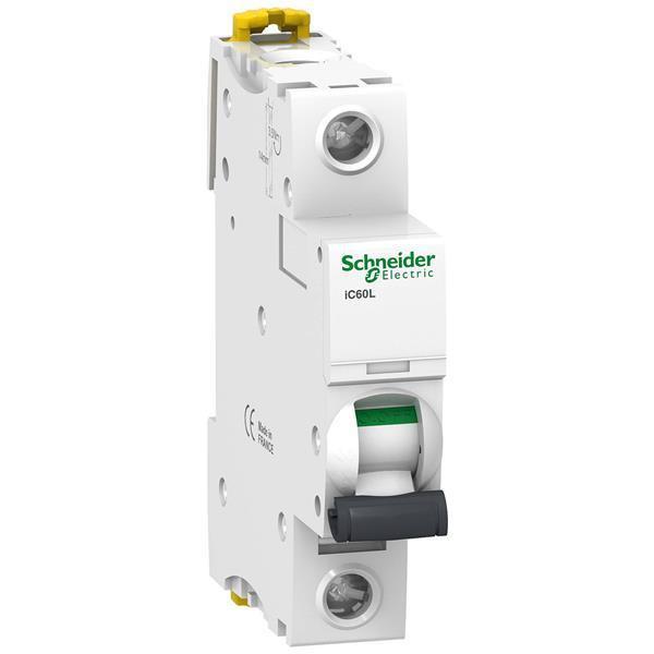Автоматичний вимикач Schneider Electric iC60L 1p 20A C 6kA A9F94120