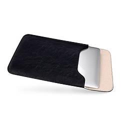 Чехол SLIM для Macbook Macbook 12/  Air11.6'' - Черный