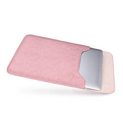 Чехол SLIM для Macbook Macbook 12/  Air11.6'' - Розовый