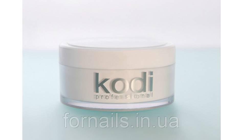 Competition white Kodi (быстроотвердеваемый белый акрил) 22гр