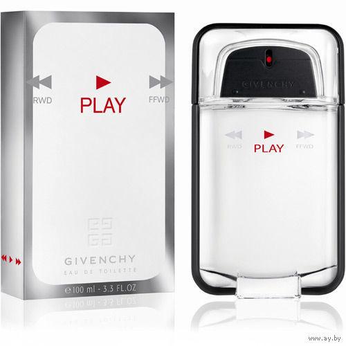 Мужская туалетная вода Givenchy Play for Him (Живанши Плэй Фо Хим) 100 мл