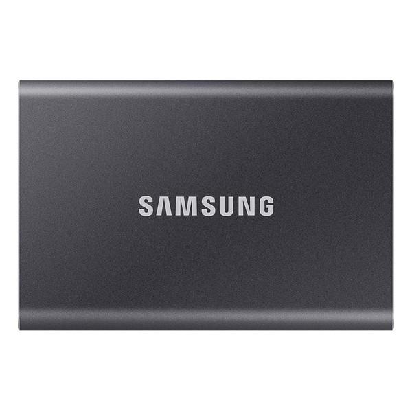 Жорстку диск зовнішній HDD Samsung T7 (MU-PC500T/WW)