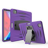 "Чехол Heavy Duty Case для Apple iPad Pro 12.9"" 2018 / 2020 Purple"