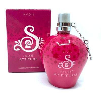 Avon Secret Attitude Туалетна вода