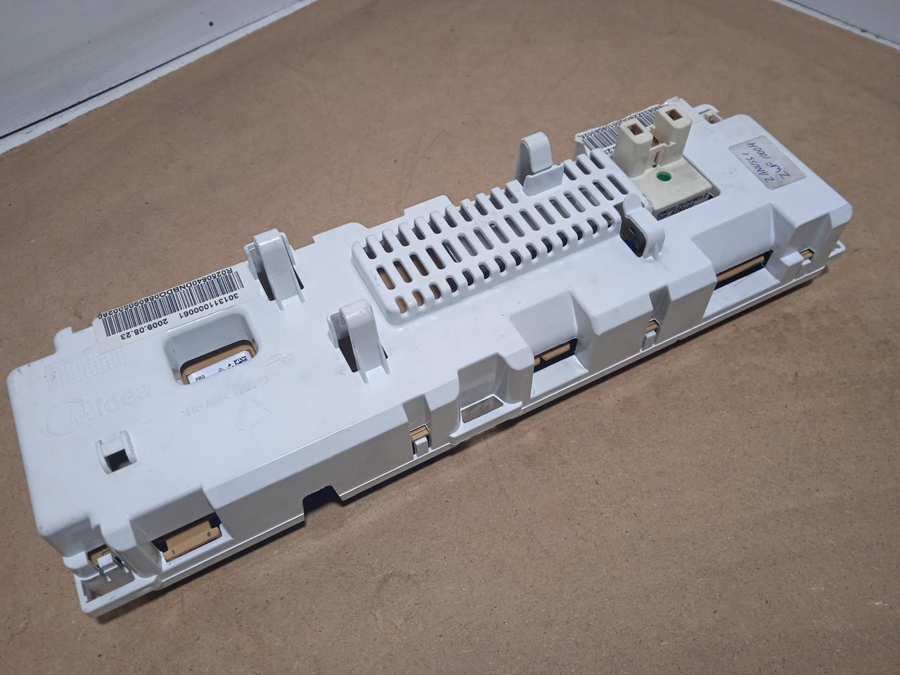 Модуль управления  Zanussi ZWF1000M. 301311008016 Б/У