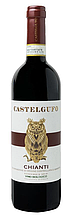 "Вино ""Chianti Castelgufo"" Organic Wine"