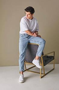 Мужские джинсы голубые Турция