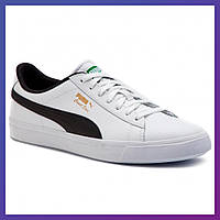 Мужские кроссовки Puma Court Star белые. Пума Оригинал 39 размер