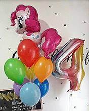 Кульки з поні Пінкі  Пай