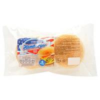 Булки для гамбургеров Tesco, 4шт. (228г)