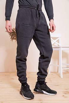/ Размер XXL / Мужские спортивные штаны 102R143 / цвет грифельный
