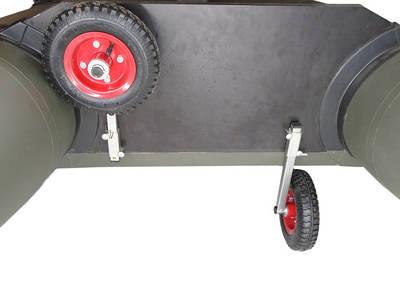 Транцевые колеса (эконом-класс)