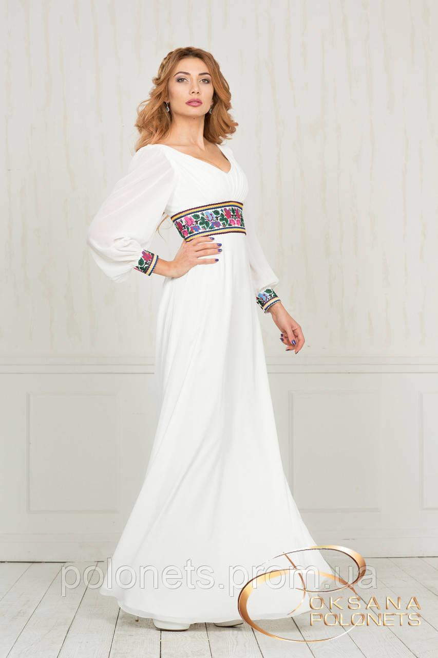 Сукня вечірня з шифону  продажа 1a06cb6e2e4b6