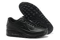 Мужские кроссовки Nike Air Max 90 Tweed черные, фото 1