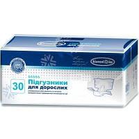 Подгузники для взрослых ТМ «Белоснежка», упаковка 30 шт.