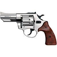 """Револьвер PROFI-3"""" під набої Флобера сатин/Pocket  калібр 4мм"""